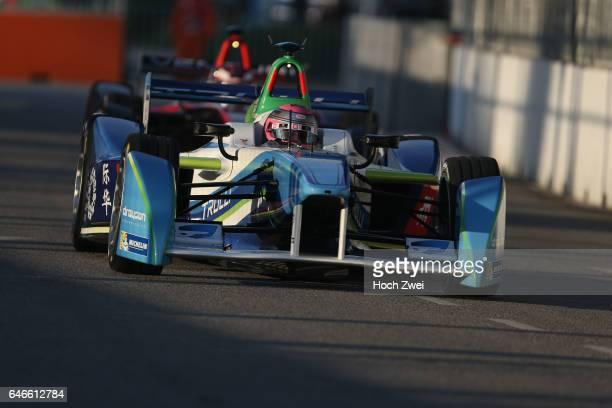 Motorsports / Formel E 2nd race Putrajaya Michela Cerruti Trulli FE Team