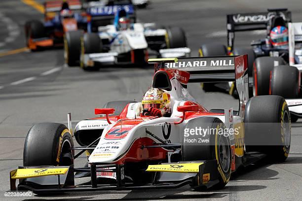 GP2 Series 2013 Grand Prix of Monaco #4 Daniel Abt