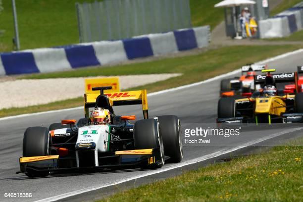 GP2 Series 2014 Grand Prix of Austria #11 Daniel Abt
