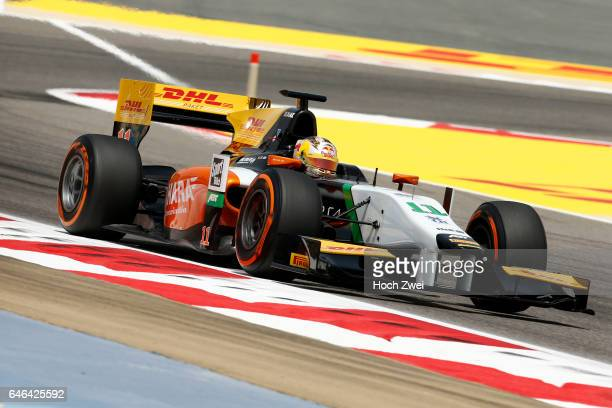 GP2 Series 2014 Grand Prix of Bahrain #11 Daniel Abt