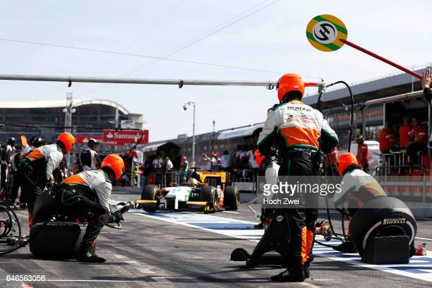 GP2 Series 2014 Grand Prix of Germany #11 Daniel Abt