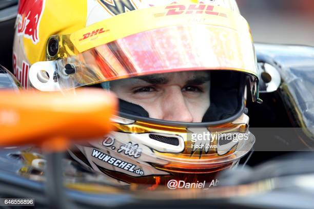 GP2 Series 2014 Grand Prix of Hungary #11 Daniel Abt