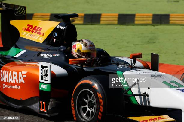 GP2 Series 2014 Grand Prix of Italy #11 Daniel Abt