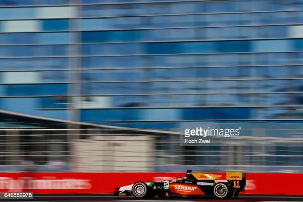 GP2 Series 2014 Grand Prix of Russia #11 Daniel Abt