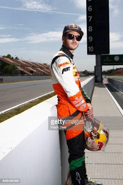 GP2 Series 2014 Grand Prix of Spain #11 Daniel Abt