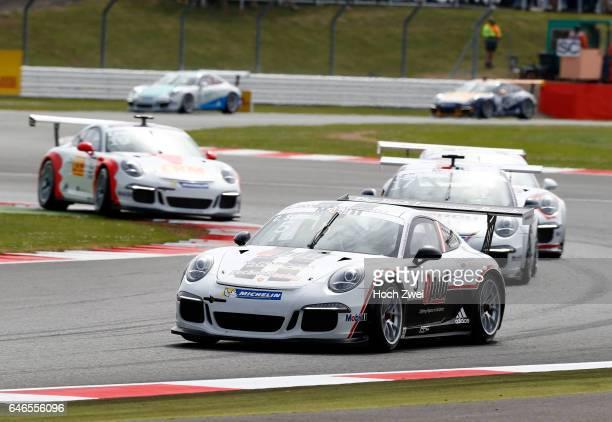 Porsche Mobil 1 Supercup Great Britain 2014 Clemens Schmid