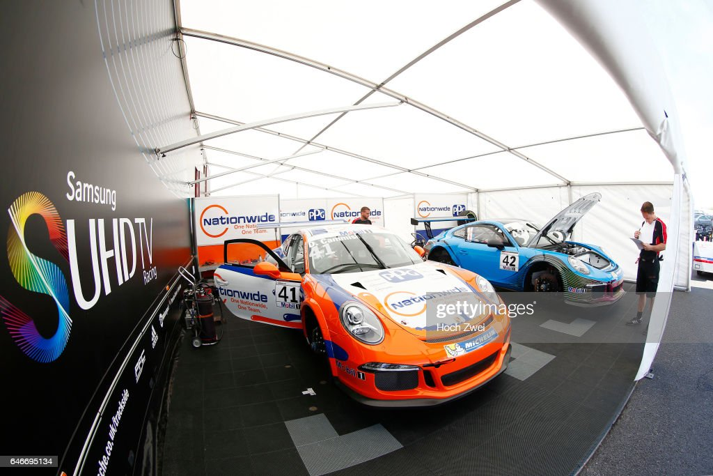 Motorsports: Porsche Mobil 1 Supercup Silverstone 2015 Pictures ...
