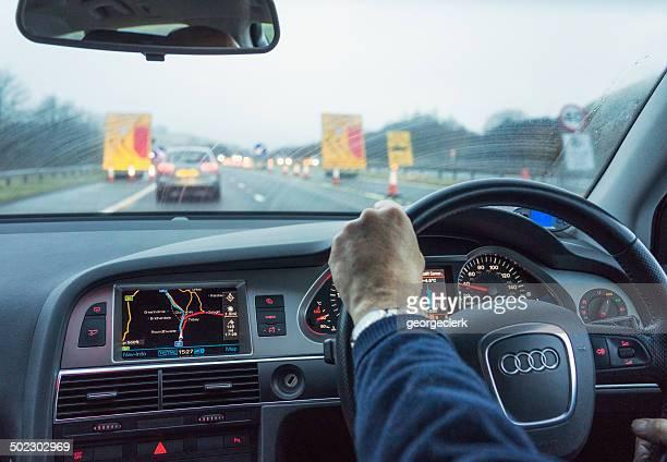 UK Motorway Driving