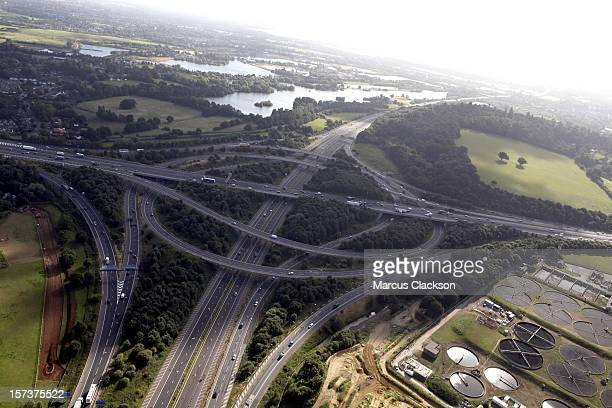 motorway - luton stock pictures, royalty-free photos & images