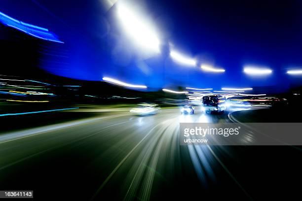 Trânsito em autoestrada