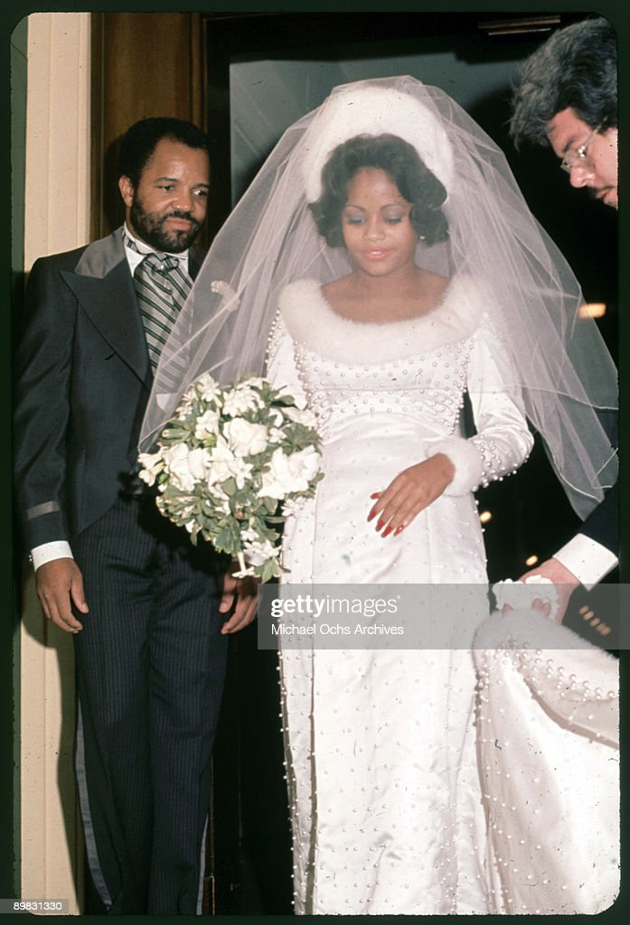 Motown Wedding : News Photo