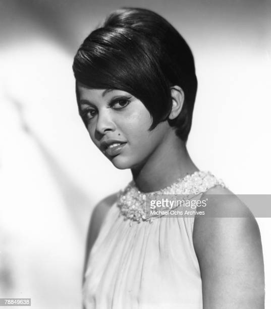 Motown recording star Tammi Terrell poses for a portrait circa1966 in New York City, New York.