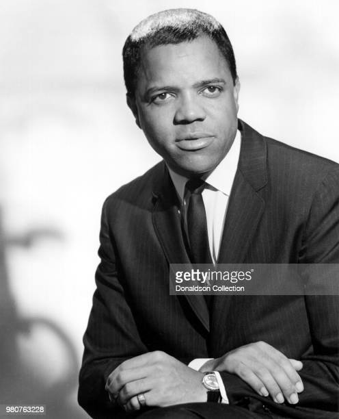 Motown Records executive Berry Gordy poses for a portrait in circa 1957 in New York New York