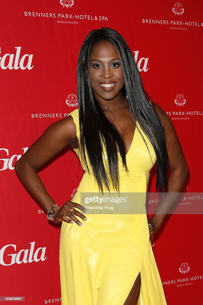 Motsi Mabuse attends the Gala Spa Awards 2013 at the Brenners Park Hotel on March 16, 2013 in Berlin, Germany.