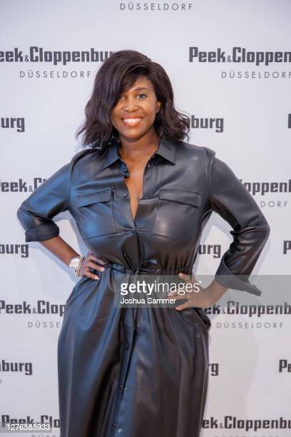 Motsi Mabuse attends the Store Opening on September 24, 2020 in Bocholt, Germany.