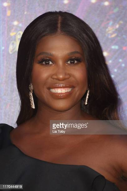 """Motsi Mabuse attends the """"Strictly Come Dancing"""" launch show red carpet at Television Centre on August 26, 2019 in London, England."""