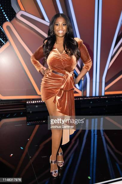 Motsi Mabuse is seen onstage during the 7th show of the 12th season of the television competition Let's Dance on May 10 2019 in Cologne Germany