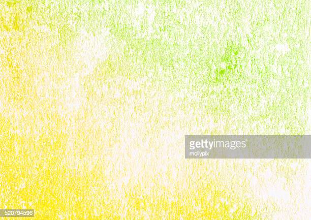 Mottled Backgrounds Abstract Textured Yellow Green