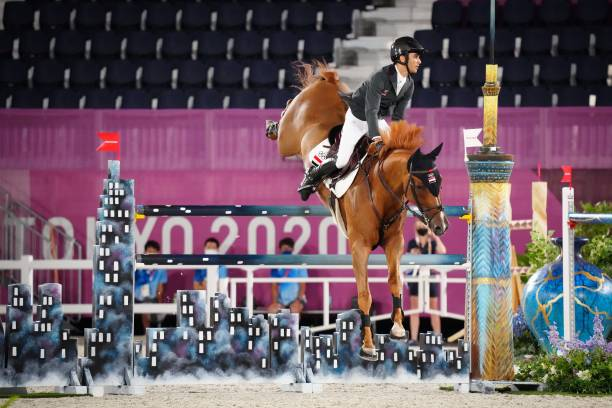 JPN: Jumping Individual Qualifier - Tokyo Olympic Games 2020
