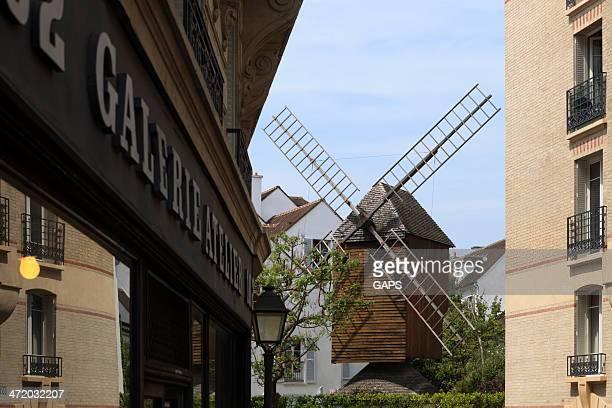 Moulin de la Galette in Paris
