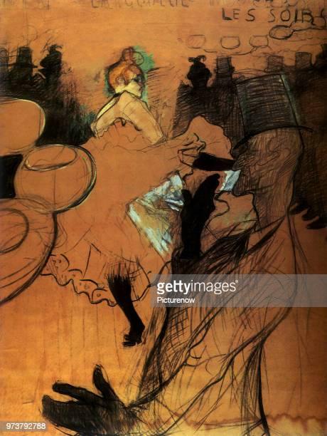 Moulin Rouge Dancers ToulouseLautrec Henri de 1891