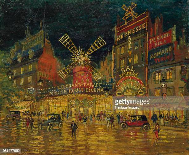 Moulin Rouge Paris Private Collection