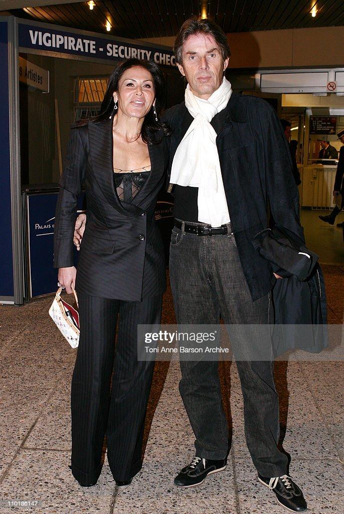 2004 NRJ Music Awards - Back Exit / After Show Departure
