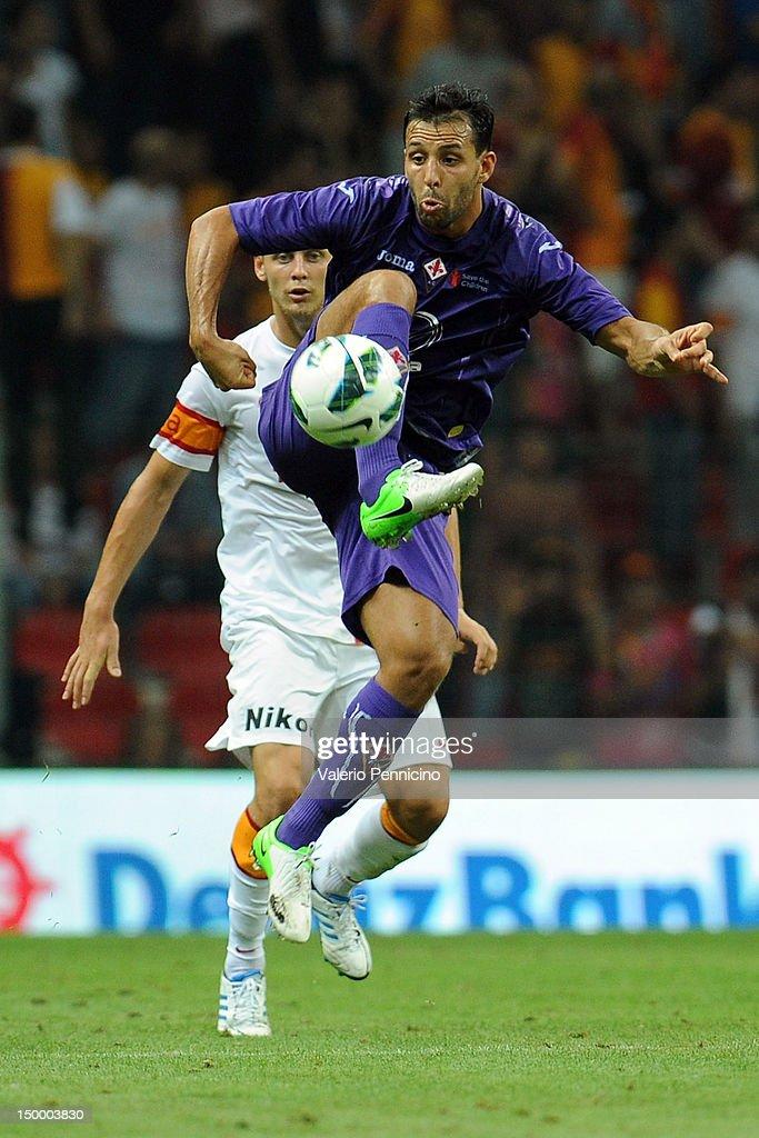 Galatasaray v AC Fiorentina - Pre-Season Friendly