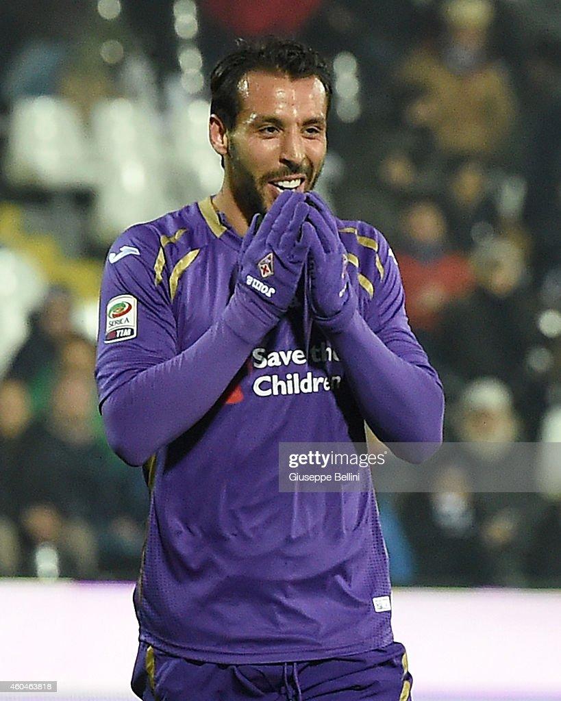 AC Cesena v ACF Fiorentina - Serie A