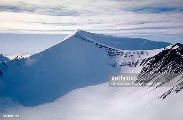 Mount Abrams Behrendt Mountains Ellsworth Land Antarctica