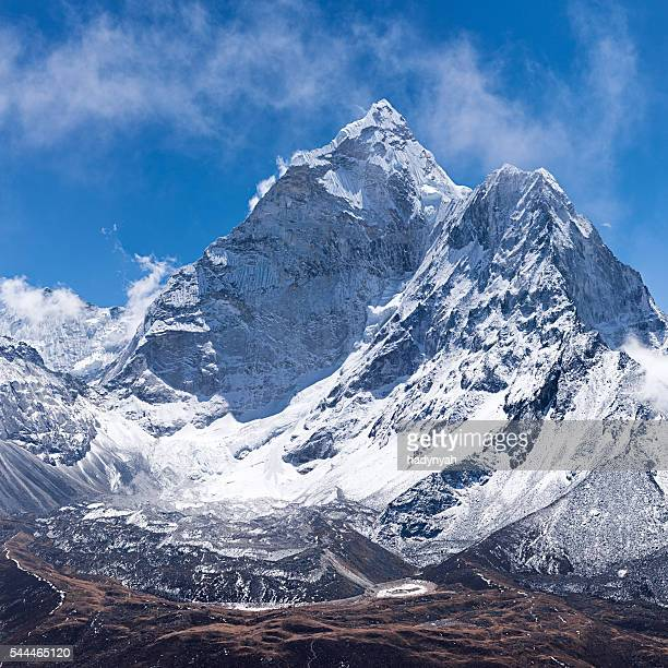 Mount Ama Dablam -probably the most beautiful mountain in Himalayas