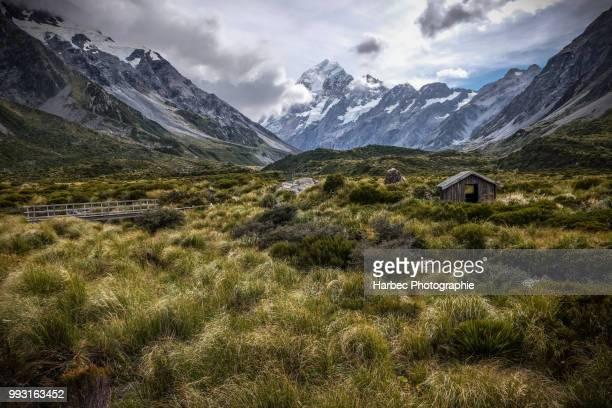 Mount Aoraki - New Zealand, South Island