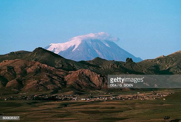 Mount Ararat Turkey