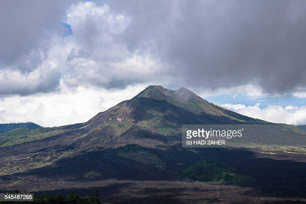 mount batur volcano | bali | indonesia - kintamani district stock pictures, royalty-free photos & images
