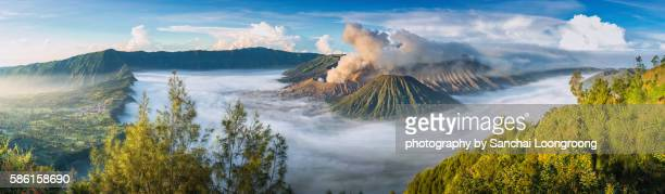 Mount Bromo East Java, Indonesia