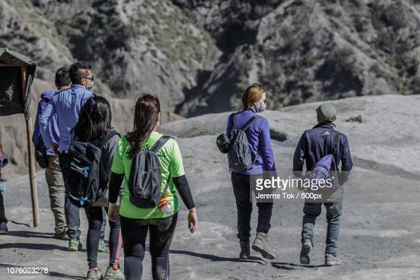 mount bromo & ijen crater - bromo crater stock pictures, royalty-free photos & images