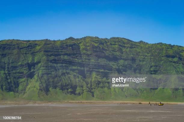 mount bromo (gunung bromo) in bromo tengger semeru national park, east java, indonesia - shaifulzamri stock pictures, royalty-free photos & images