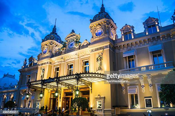 monte carlo casino - monte carlo stock pictures, royalty-free photos & images