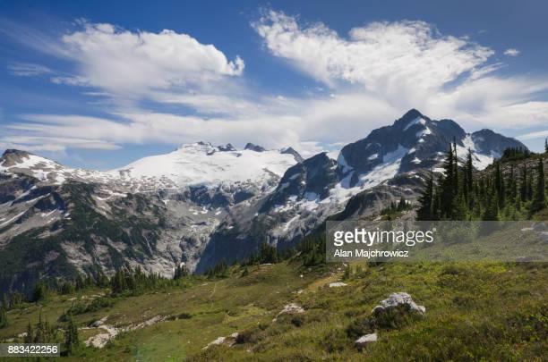 Mount Challenger North Cascades