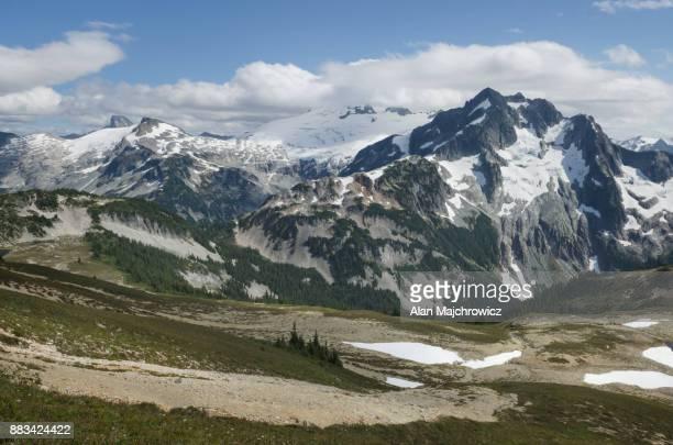 Mount Challenger Whatcom Peak North Cascades