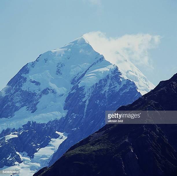Mount Cook 1995