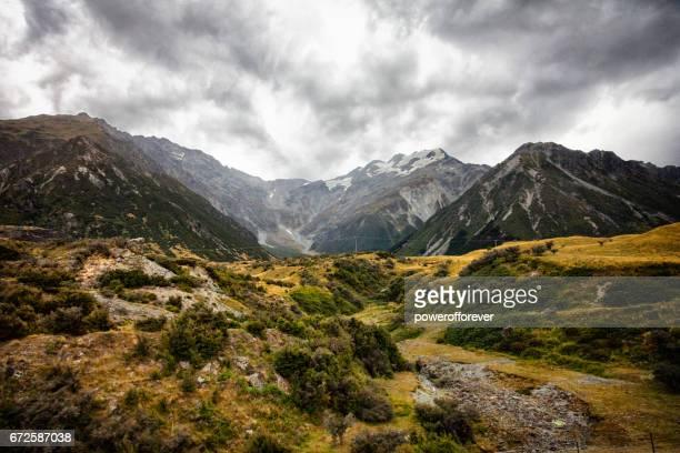 Mount Cook Produkte der Südalpen in Neuseeland