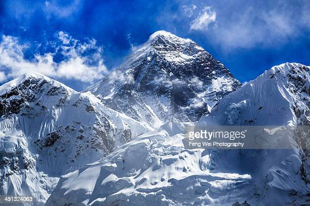 Mount Everest, Sagarmatha National Park, Nepal
