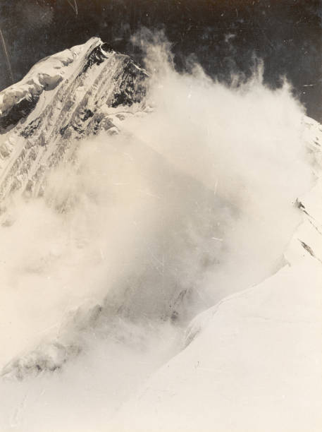UNS: 6th June 1924 - George Mallory & Sandy Irvine Set Off For Everest Summit