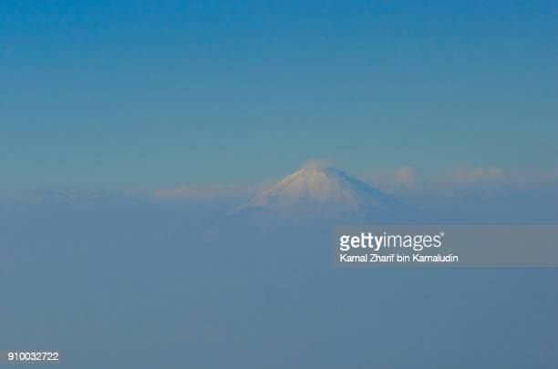 Mount Fuji from faraway