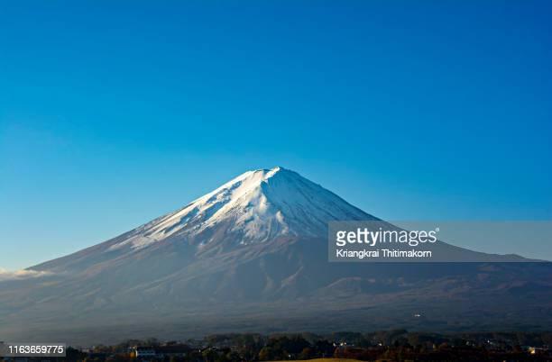 mount fuji, japan. - 静岡県 ストックフォトと画像