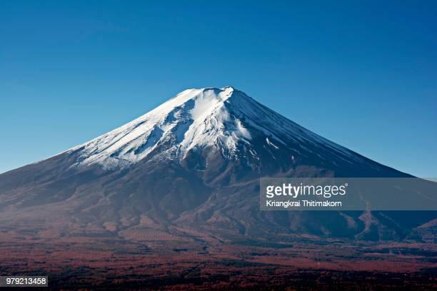 mount fuji, japan. - mount fuji stock photos and pictures