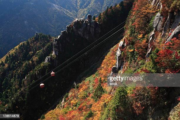 Mount Gozaisho and Ropeway, Komono, Mie, Mie, Japan