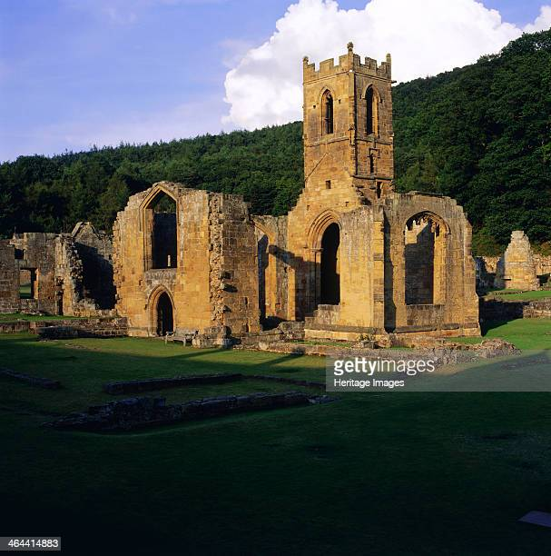 Mount Grace Priory North Yorkshire 1996 Mount Grace Priory is a well preserved Carthusian Monastery on the edge of the North York Moors