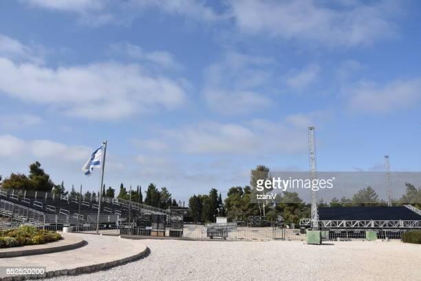 mount herzl , jerusalem, israel - mount herzl stock pictures, royalty-free photos & images